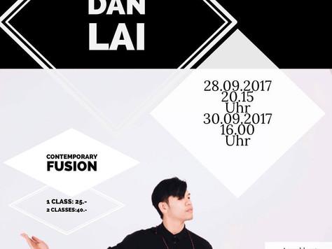 *WORKSHOP* Dan Lai 28./30. Sept 2017