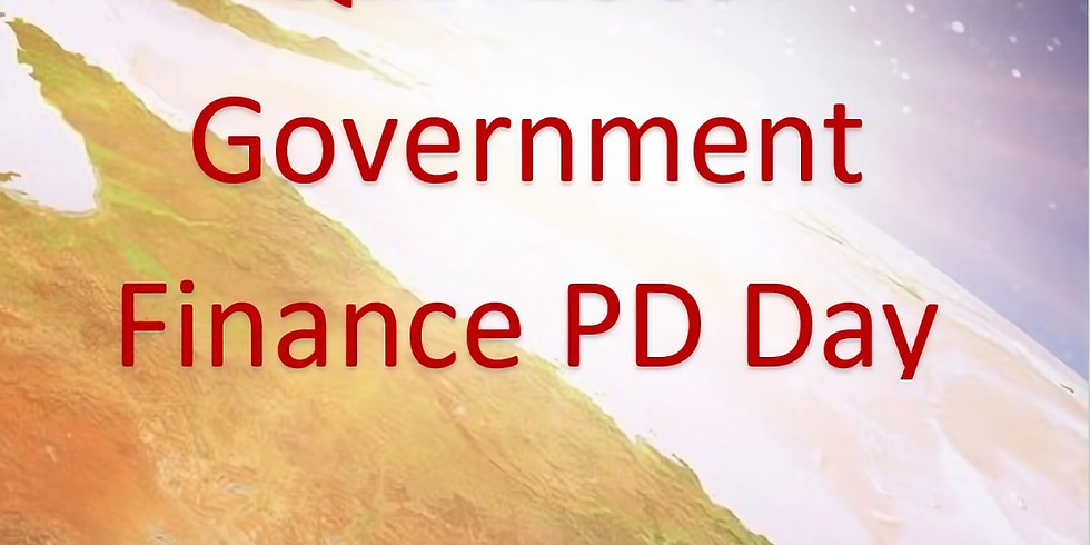QLD Local Government Finance PD Day