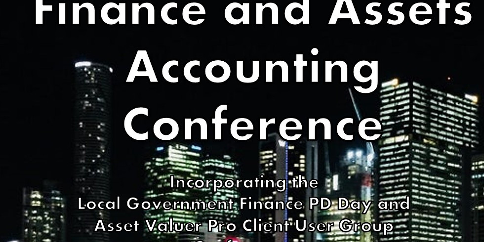 2020 Finance and Assets Accounting Conference
