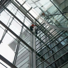 Atrium Cleaning Soloist Building Belfast
