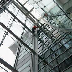 Atrium Cleaning Soloist Building Belfast