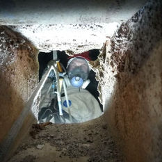 Confined Space working