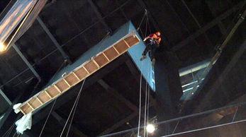 Work at height platform Belfast