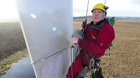WindFarm Cleaning