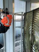 Offshore Services Lighthouse Maintenance