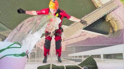 Promotional Ice Bucket Challenge