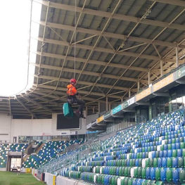 Stadium Windsor Park Belfast