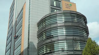 Cleaning InvestNI Office Belfast