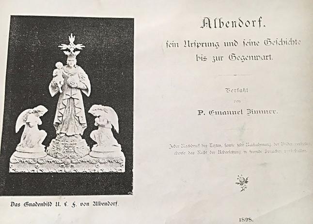 Emmanuel Zimmer: Albendorf - Wambierzyce