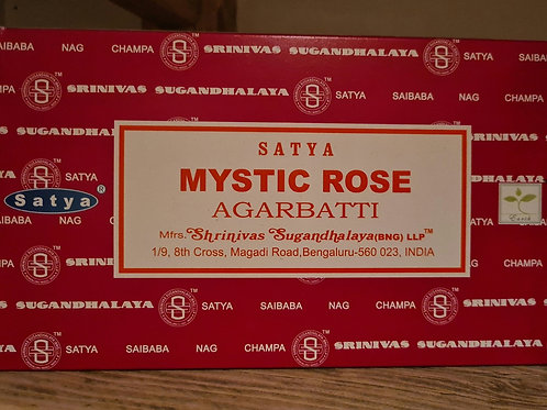Mystic Rose Incense