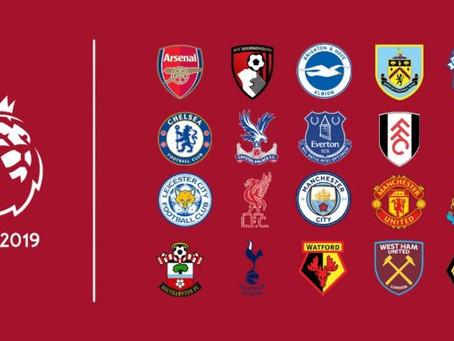 My predictions for the 2018/19 Premier League season!