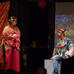 "Pamina - Abridged Opera's ""The Magic Flute"""