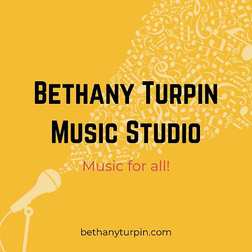 [Original size] Bethany Hynes Music Stud