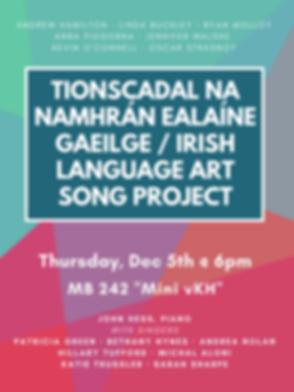 Tionscadal_na_nAmhrán_Ealaíne_Gaeilge___