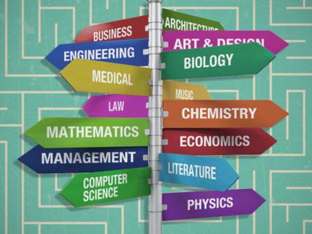 Choosing a college
