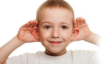 לשמוע בשתי האוזניים