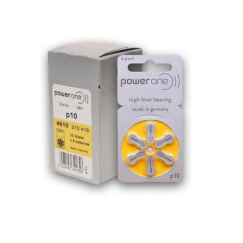 קופסא  10 חב' סוללות למכשירי שמיעה מס' 10