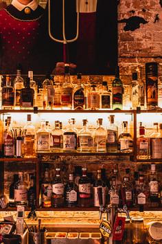 Our Aussie spirits shelf