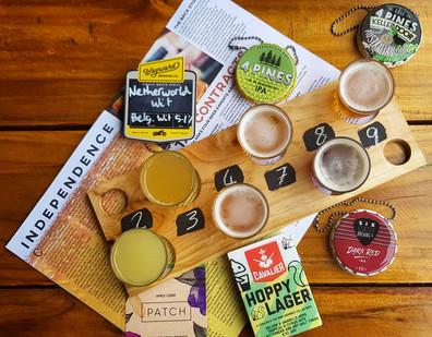 Beer paddles