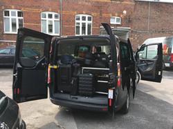 VAN UK Tour