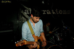 Chris and his Tele