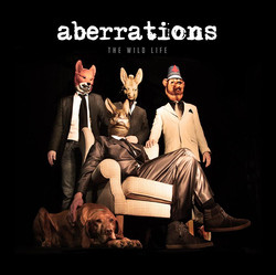 Aberrations album cover with title