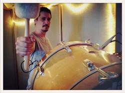 Tim at Hedgehog Studios