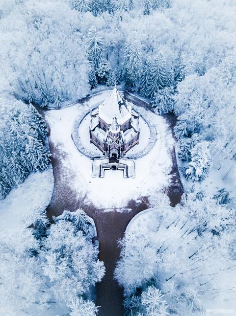 - Schwarzenberská hrobka, Třeboň -