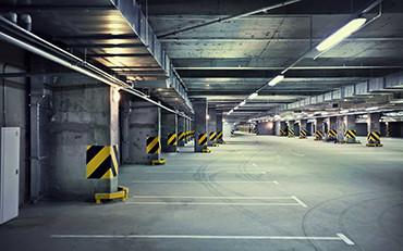 Паркинг над Алабяно-Балтийским тоннелем