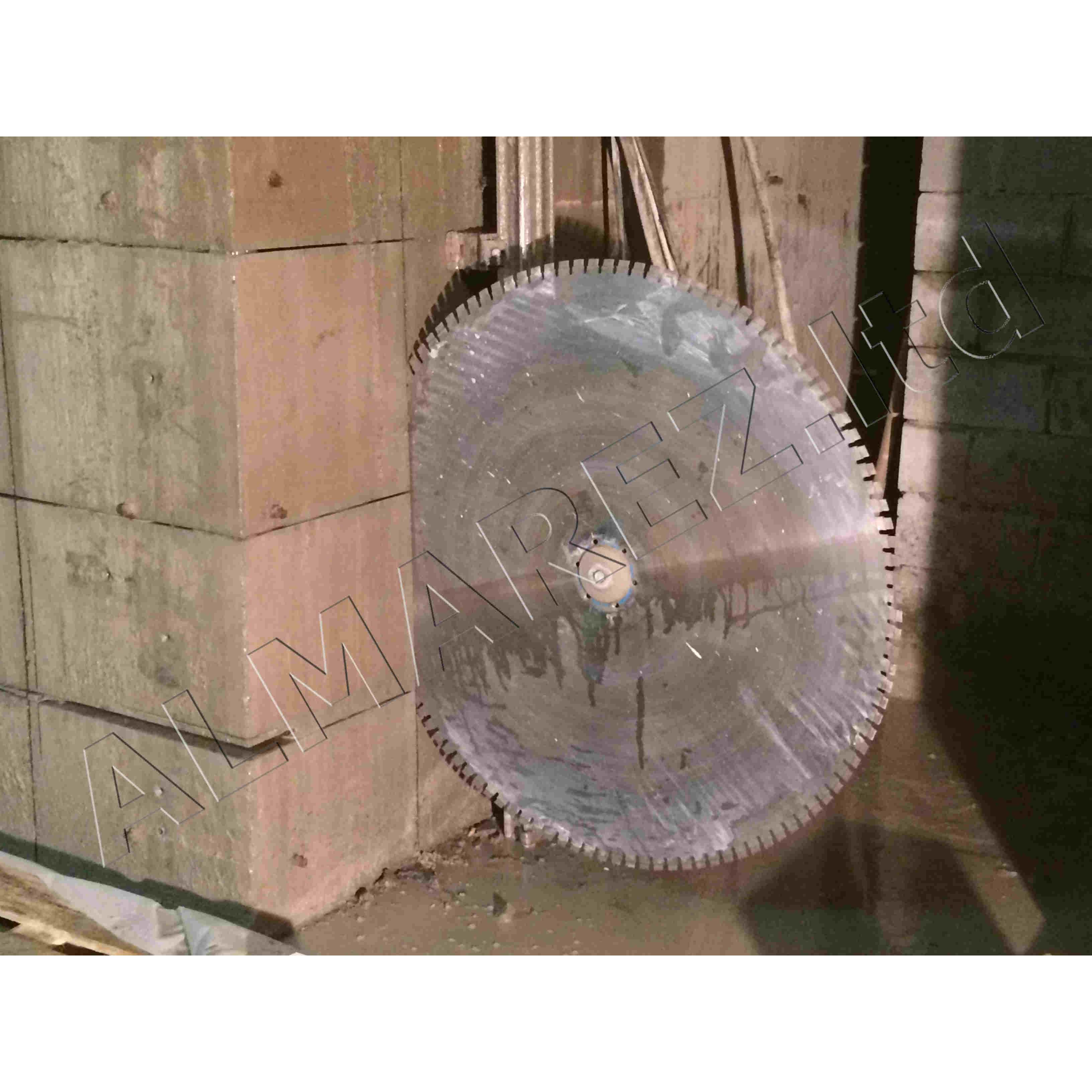 Алмазная резка диском