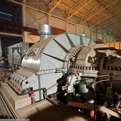 Вид турбинной установки