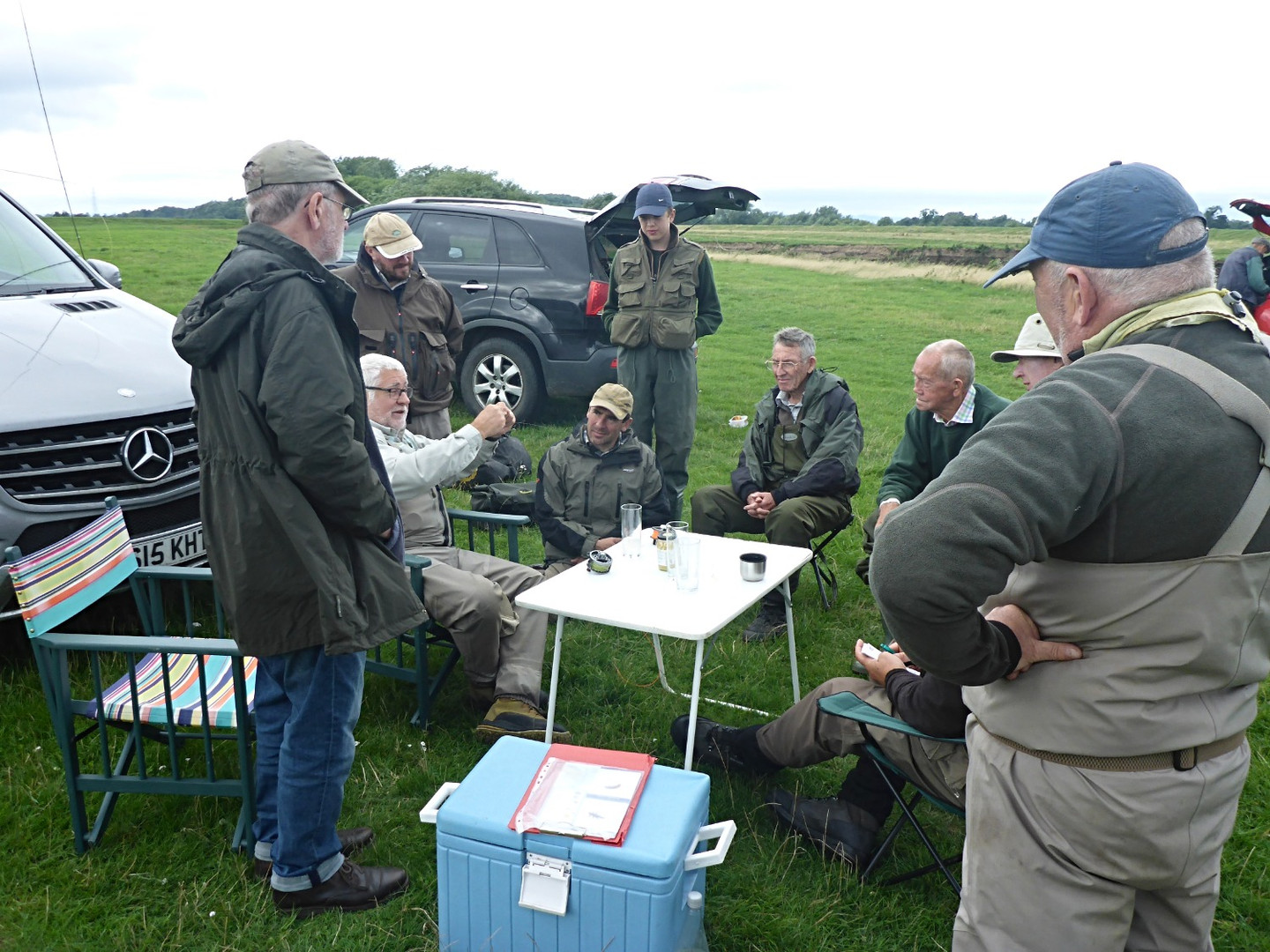 Fly Casting Tuition Sat