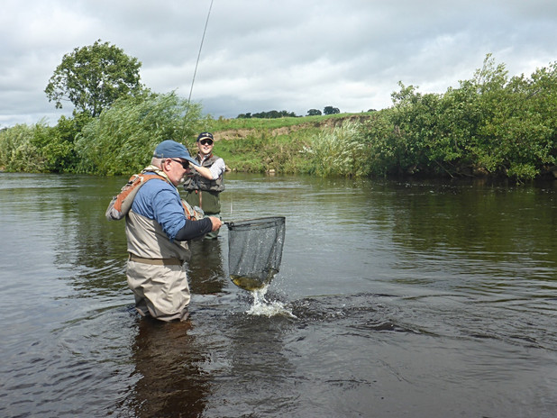Fly Casting Tuition Sun