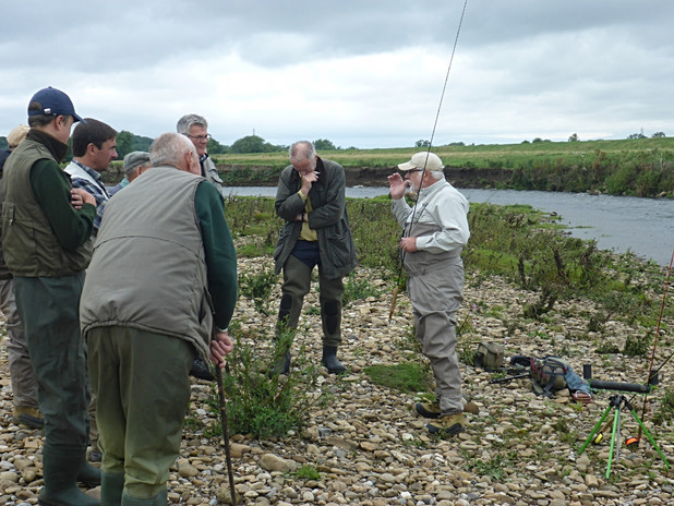 Fly Casting Tuition Saturday