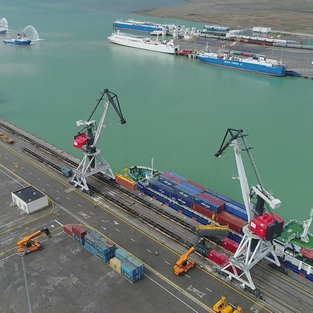 Port of Baku Alat Terminal