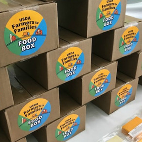 MDAC to Distribute Farmers to Families Food Boxes at Mississippi State Fairgrounds