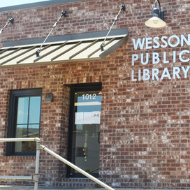 Wesson Public Library reopens