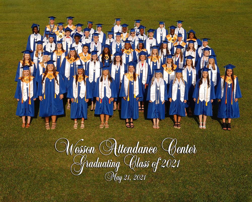 WAC Graduation