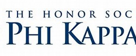 Will McInnis Inducted into The Honor Society of Phi Kappa Phi