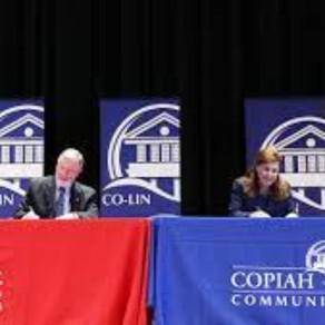 Co-Lin partners with Alabama School