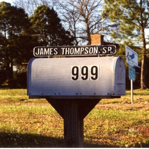 SPRUCING UP FOR SPRING? RESIDENTS AND BUSINESSES SHOULD REHAB MAILBOX ADDRESS AND BUILDING NUMBERS