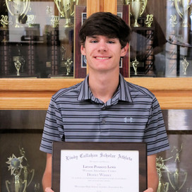 Lewis gets top state honor