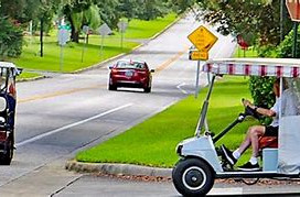 Golf cart ordinance in the works