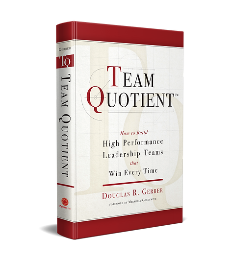 Team Quotient book cover
