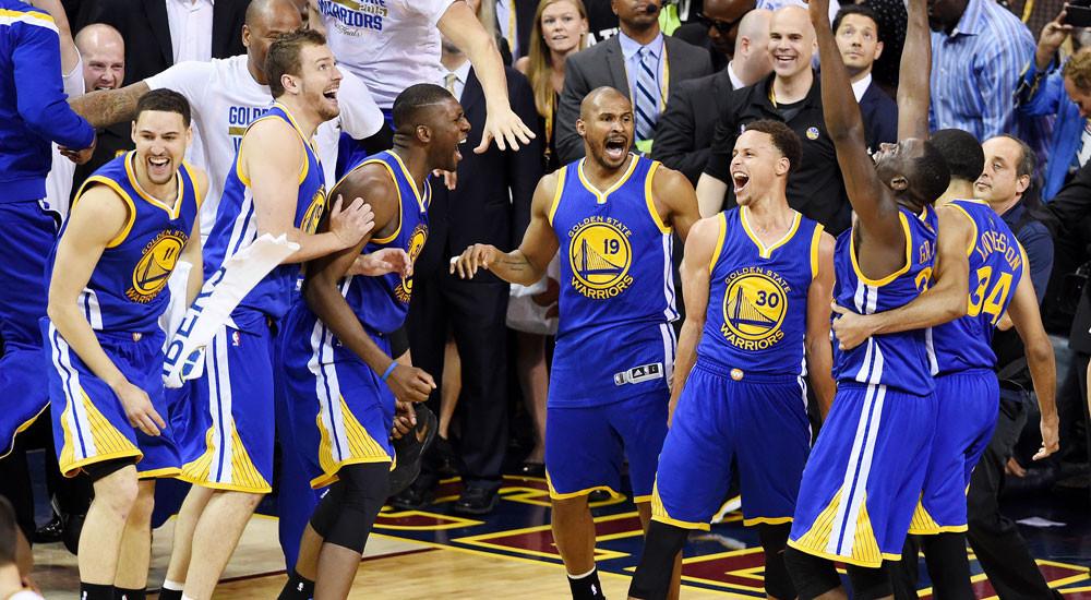 Golden State Warriors Are 2015 NBA Champions, image source: slamonline.com