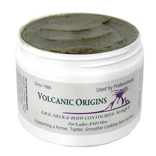 Volcanic Ash Face + Body Masque
