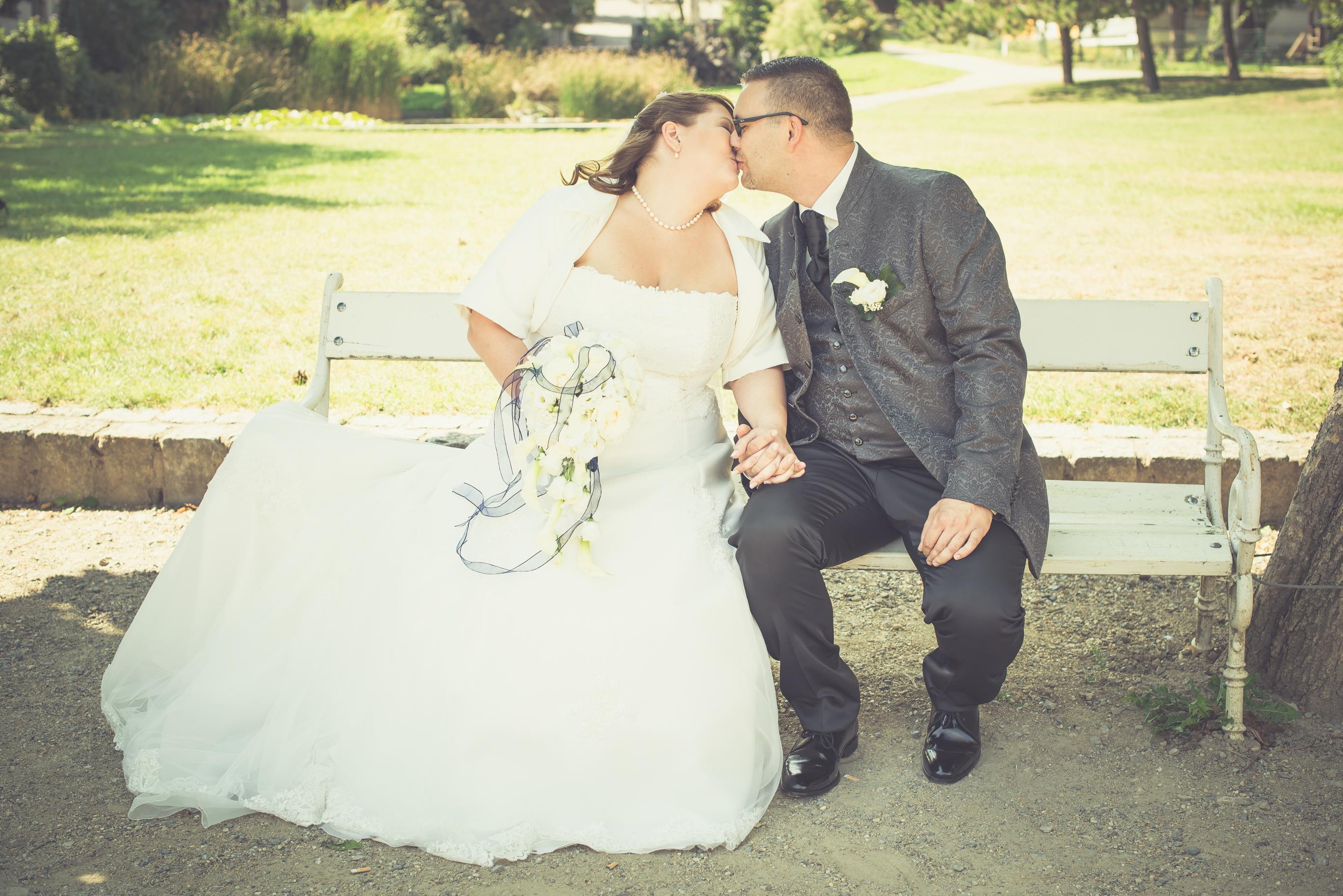 Hochzeits-Shooting