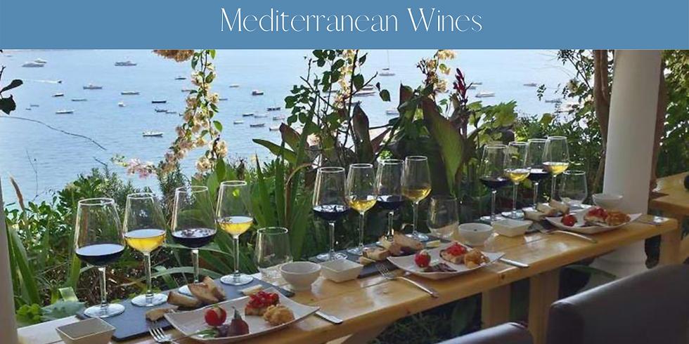 Wine Down Wednesday: Mediterranean Wines