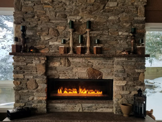 Fire Place Inspection