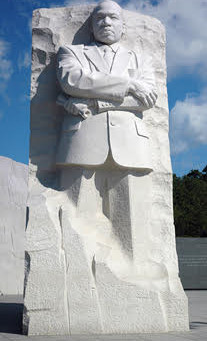 Reflections on the MLK Memorial Dedication